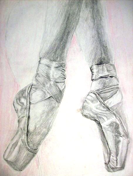 Ballet Slippers by TuEssence