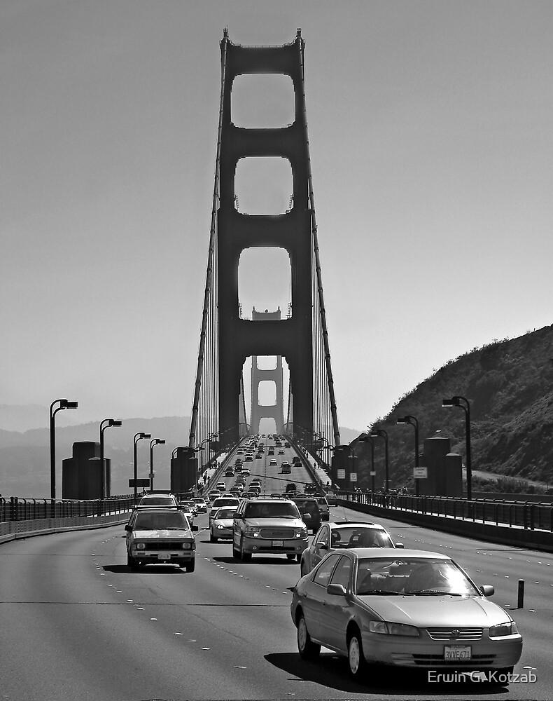Golden Gate Bridge by Erwin G. Kotzab