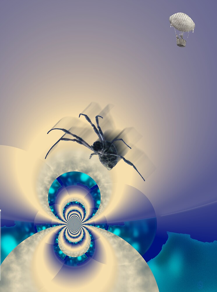 Spider Magic by epititus
