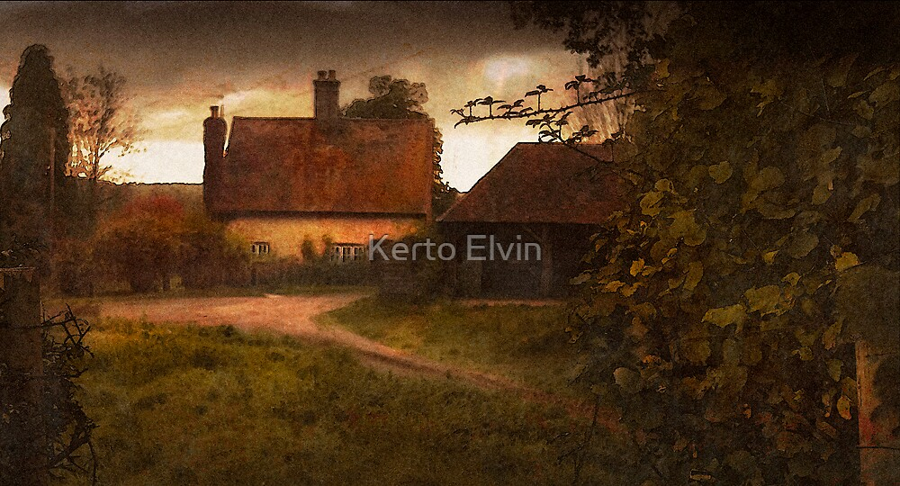 Cottage by Kerto Elvin