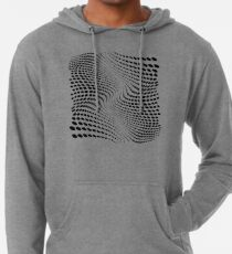 THE RIVER (BLACK) Sudadera con capucha ligera