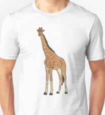 Südafrikanische Giraffe Unisex T-Shirt