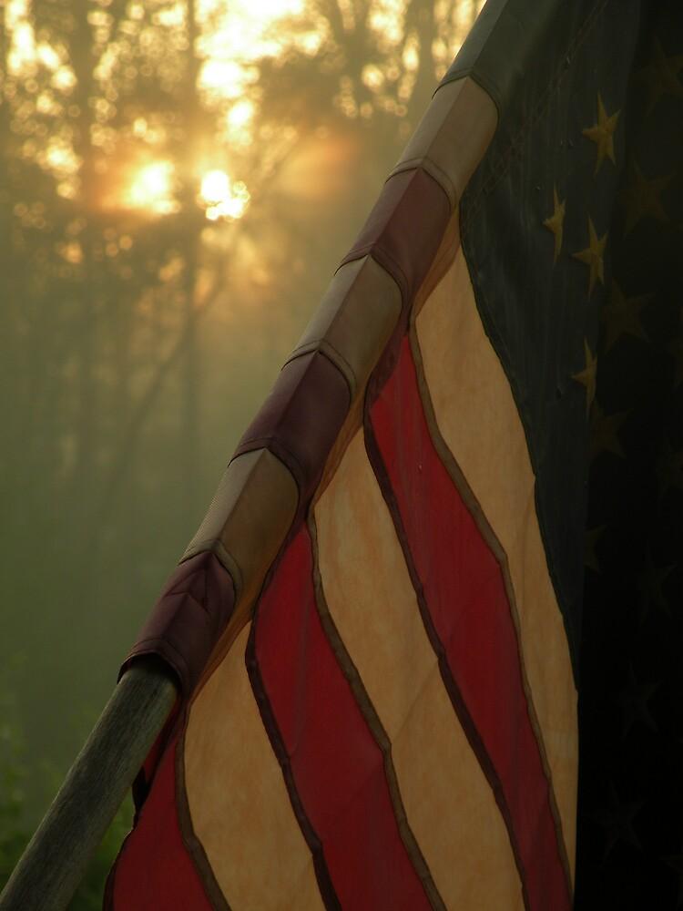 An American Sunrise by Nokie
