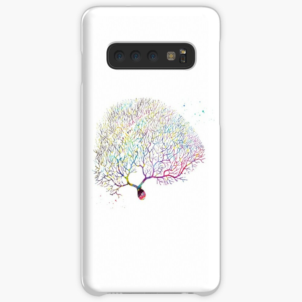 Purkinje Neuron Case & Skin for Samsung Galaxy