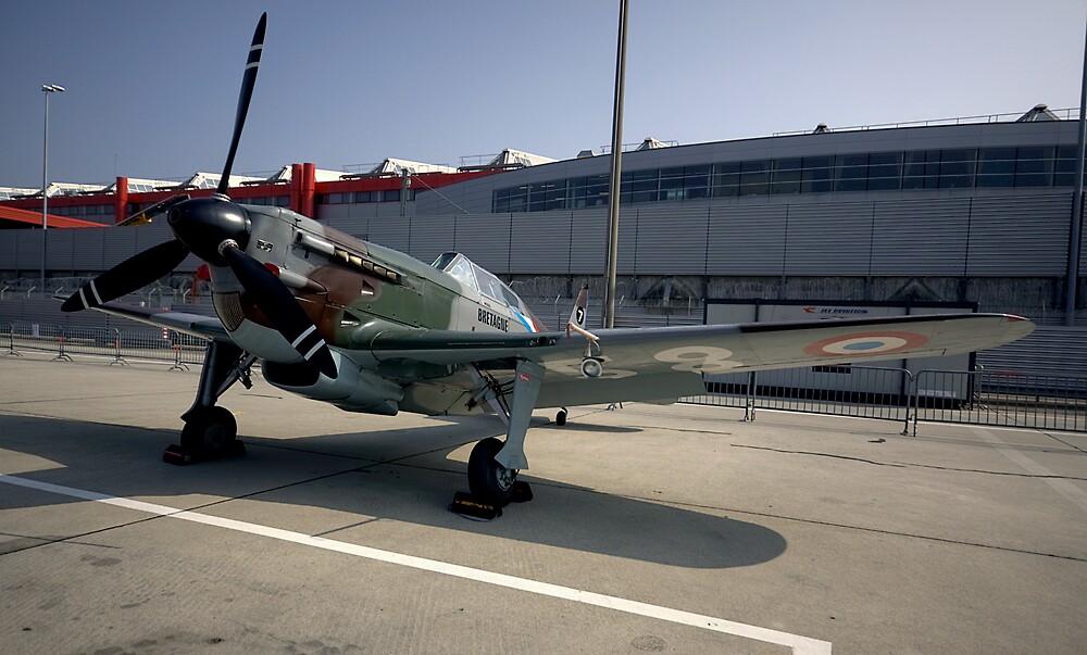 Geneva Classics 2009 - Aircraft 2 by David Freeman