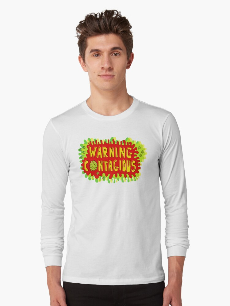 Warning Contagious 2 by David Barneda