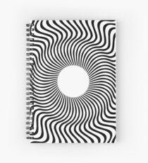 EYE 1 (BLACK) Cuaderno de espiral
