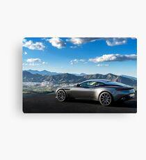 Aston Martin DB11 Canvas Print