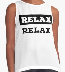 Relax Contrast Tank