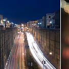 Traffic Trails 1 by Jakov Cordina