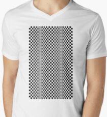 CINETI-K (BLACK) Camiseta de cuello en V