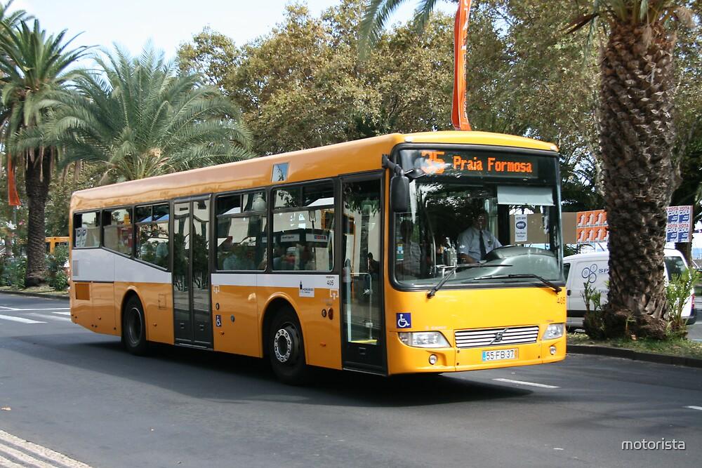 Horarios do Funchal (Madeira) bus 405 by motorista