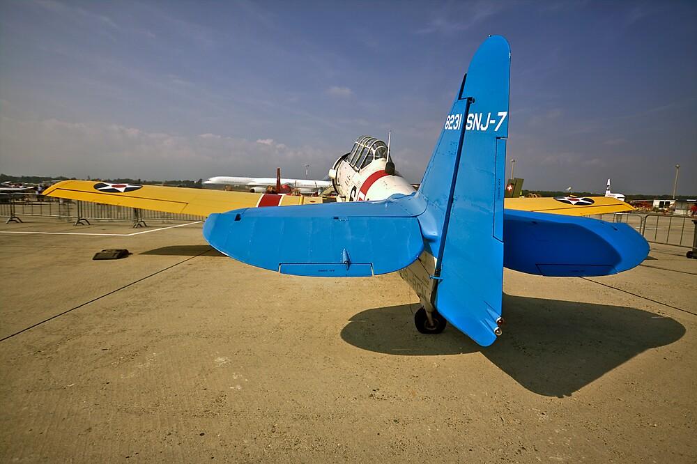 Geneva Classics 2009 - Aircraft 15 by David Freeman