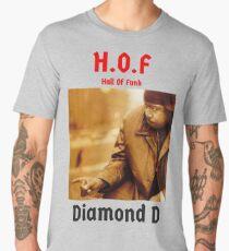 HOF Hall Of Funk Diamond D Hip Hop Producer Men's Premium T-Shirt