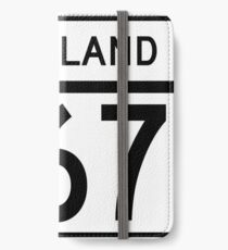 Maryland Route MD 967 | United States Highway Shield Sign Sticker iPhone Wallet/Case/Skin