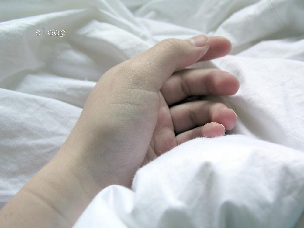 sleep by hidel101