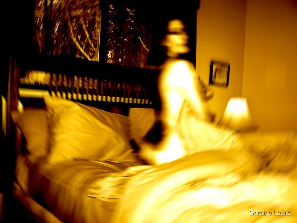 Dreaming by Saraina Williams
