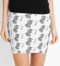 A Study in Silhouettes Mini Skirt