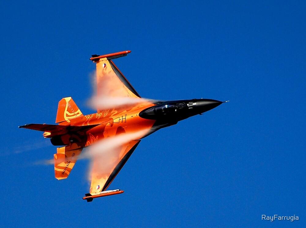 1 X RNALF F16 ROYAL NETHERLANDS AIR FORCE by RayFarrugia