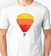 Colorful Hot Air Balloon  Unisex T-Shirt