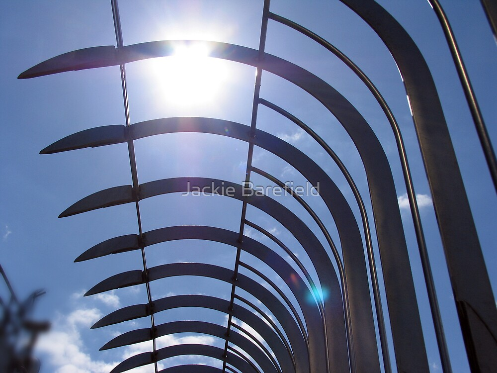Empire State Railings by Jackie Barefield