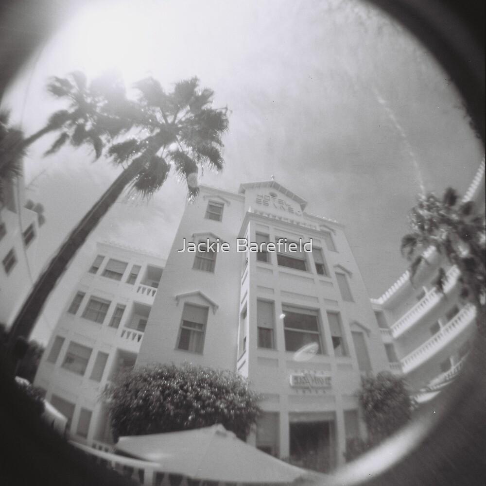 Es Vive Hotel, Ibiza by Jackie Barefield