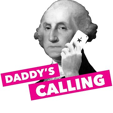 Hamilton - Daddy's Calling by jojoballz