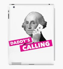 Hamilton - Papas Berufung iPad-Hülle & Klebefolie