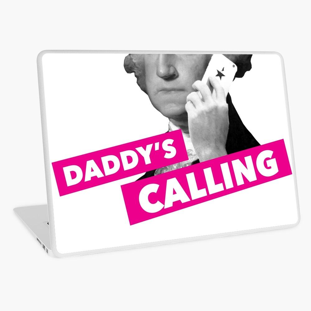 Hamilton - Daddy's Calling Vinilo para portátil