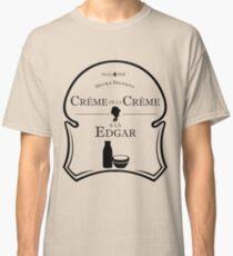 Crème de la Crème a la Edgar V.2 Classic T-Shirt
