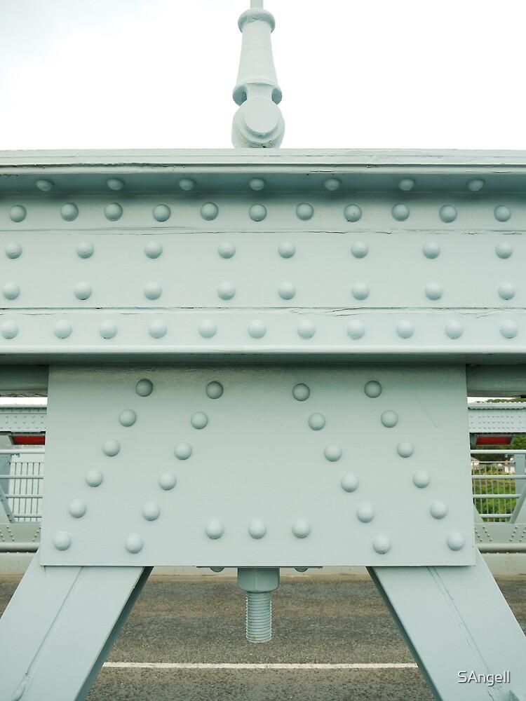 Man On The Bridge by SAngell