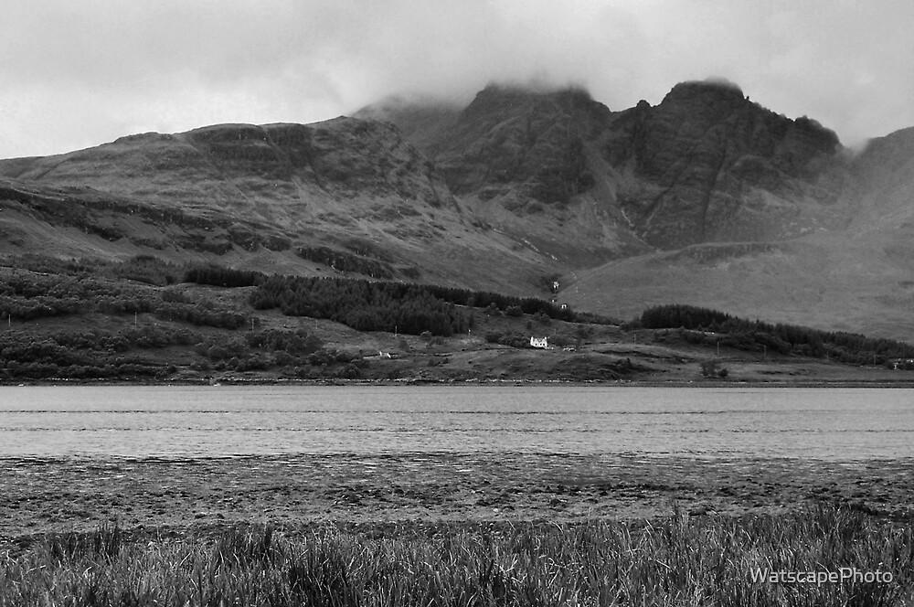 Loch Slapin and Bla Bheinn (Blaven) by WatscapePhoto