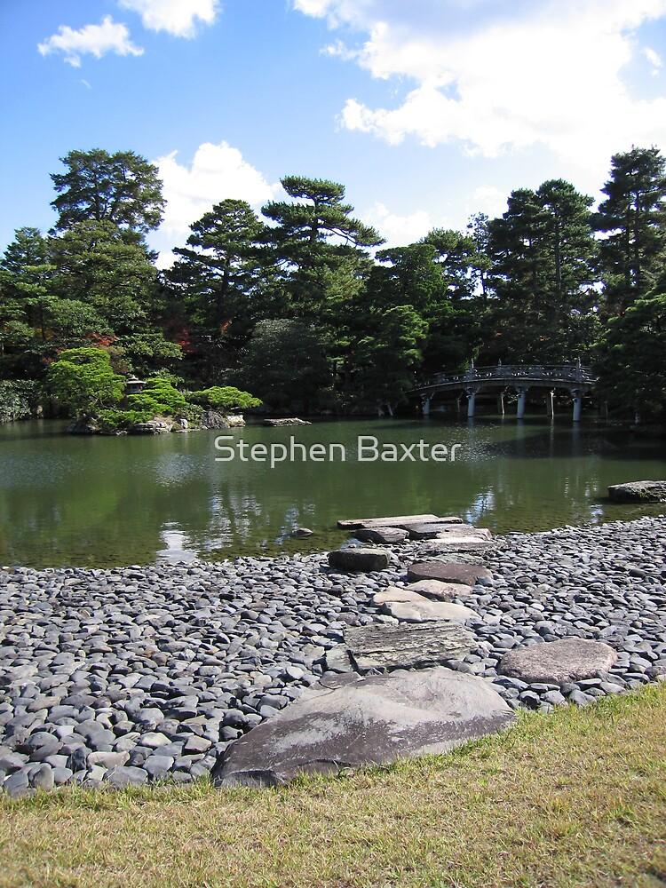Japanese Garden by Stephen Baxter