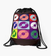 records Drawstring Bag