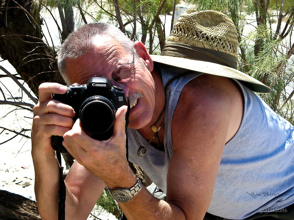 """"""" Desert Photographer """". by patsidolls"""