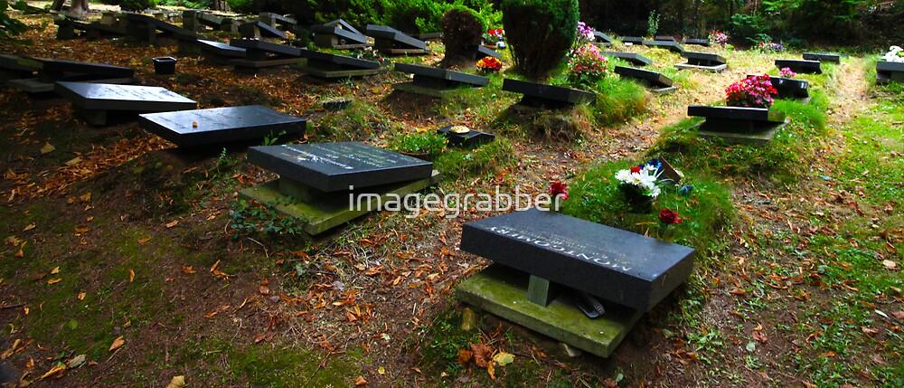 gracehill graveyard by imagegrabber
