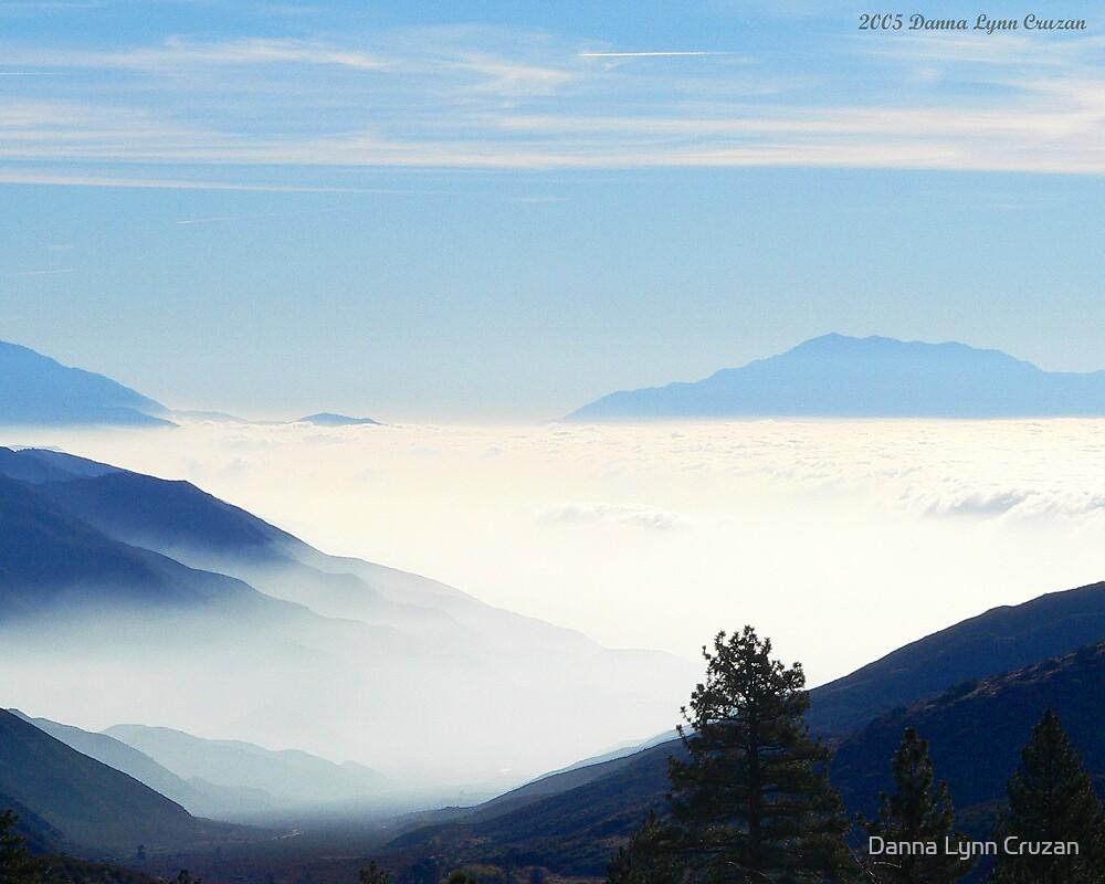Sea of Clouds by Danna Lynn Cruzan