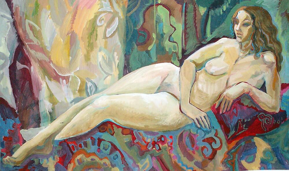 Florescence by Kseniya Nelasova
