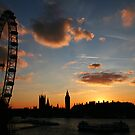 London's getting tired by Paul McSherry