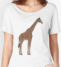 Thorncrofts Giraffe Loose Fit T-Shirt