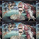 The birth of Venus  by Chronos82
