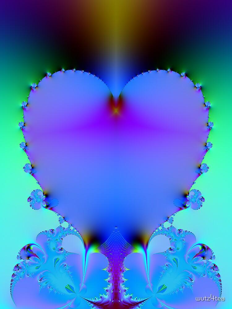 Translucent Heart by wutz4tea