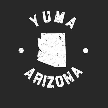 Yuma Arizona Souvenirs AZ by fuller-factory