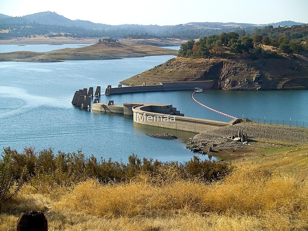 Valley Springs, California Dam by Memaa