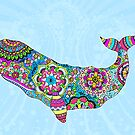 Electric Whale by Tammy Wetzel
