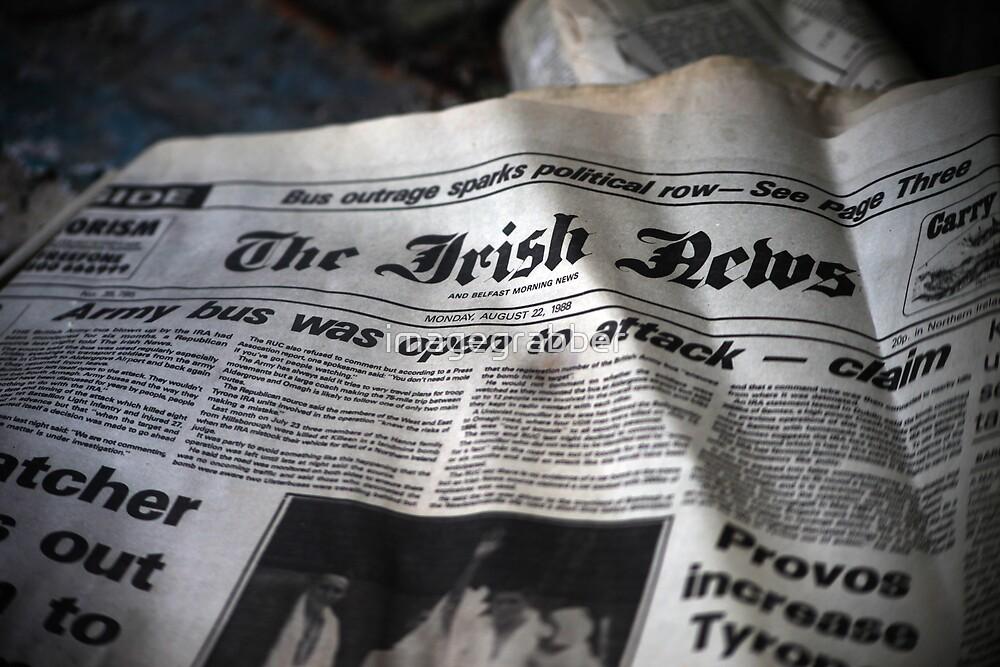 irish news by imagegrabber