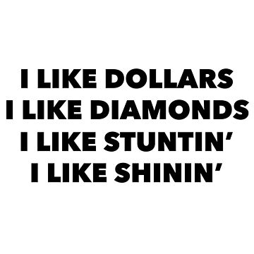 Cardi B - I Like Diamonds by rosejessica