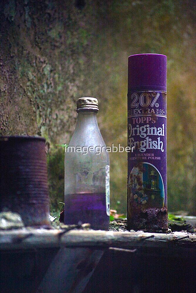 lavender by imagegrabber
