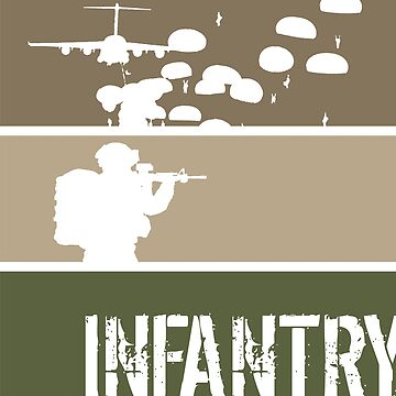 Airborne Infantry by MilitaryCandA