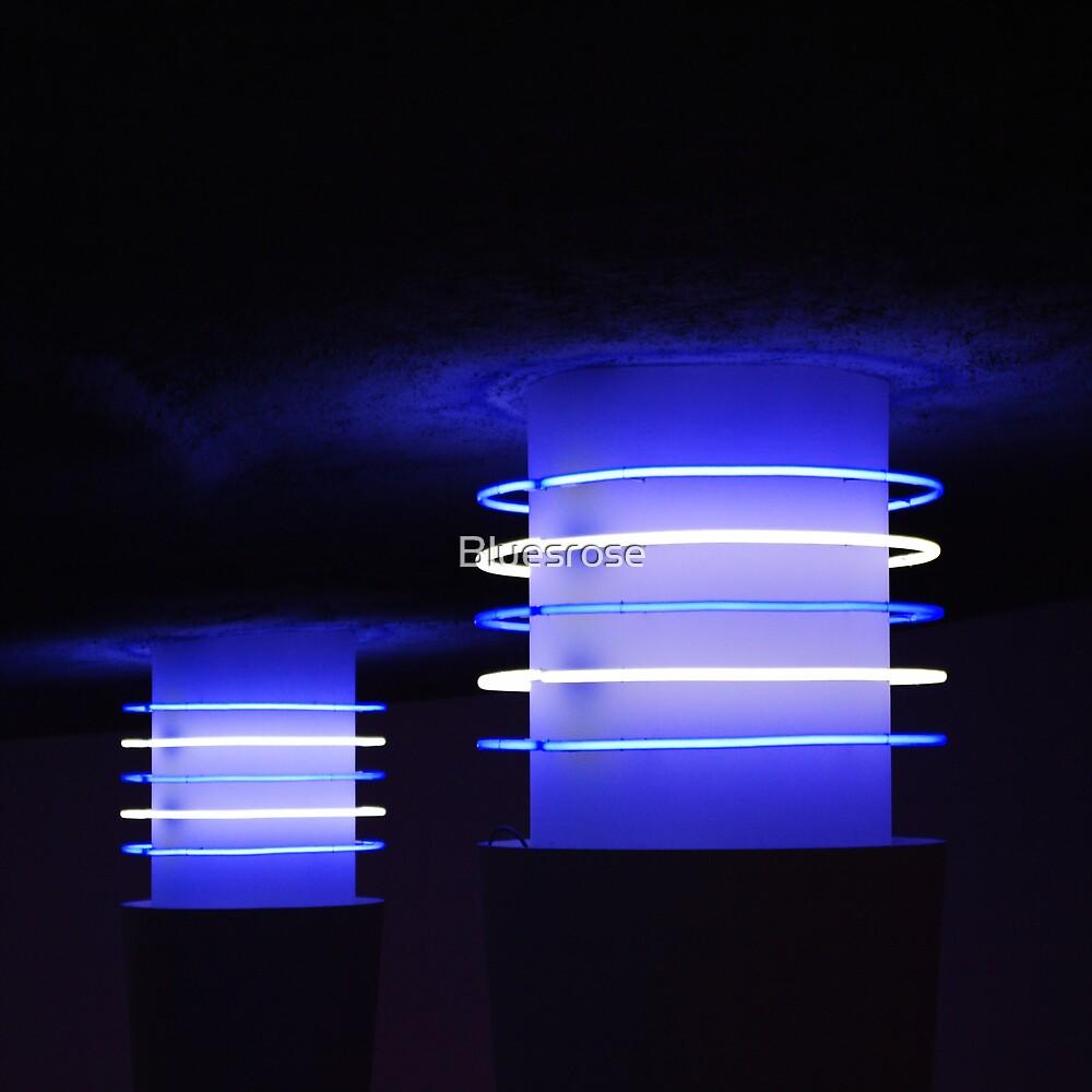 Blue light. I by Bluesrose